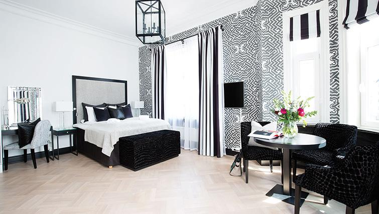 Room space at Bygdoy Alle Apartments - Citybase Apartments