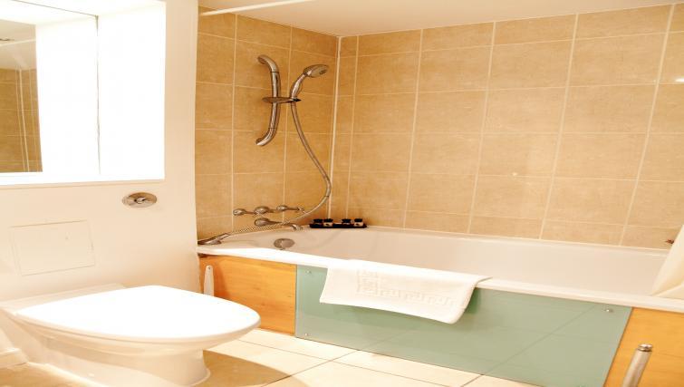 Bathroom at Euston Apartments - Citybase Apartments