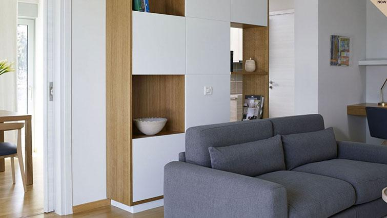 Furnished living area - Citybase Apartments