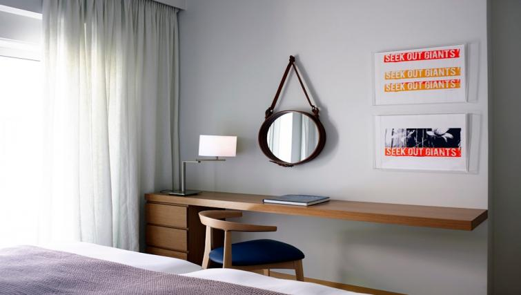 Study area at Scale Suites Luxury Residence - Citybase Apartments