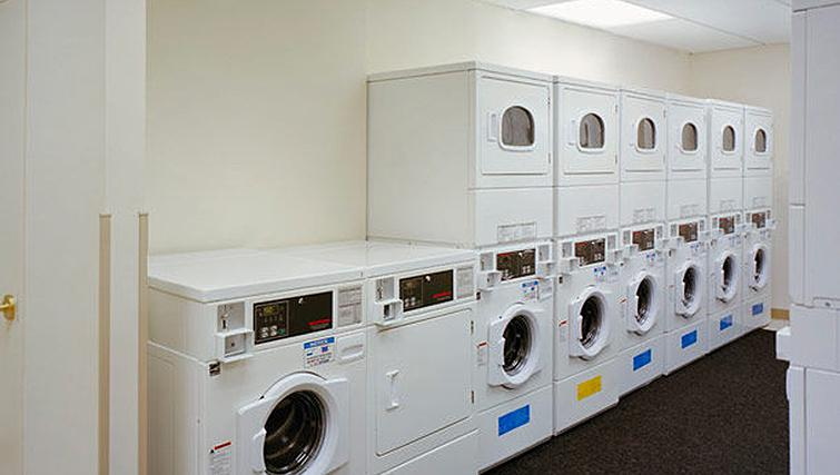 Laundry facilities at Residence Inn New York Manhattan/Times Square - Citybase Apartments