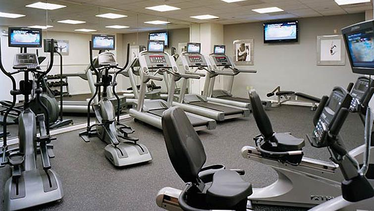 Gym at Residence Inn New York Manhattan/Times Square - Citybase Apartments