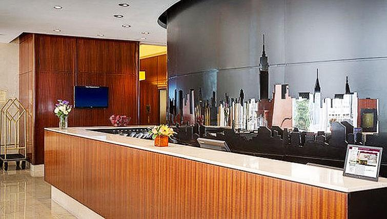 Bar at Residence Inn New York Manhattan/Times Square - Citybase Apartments