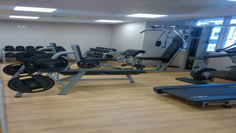 Gym at Links Hotel Apartments - Citybase Apartments