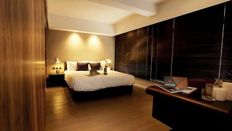 Bedroom at Mori Mori Serviced Apartments - Citybase Apartments