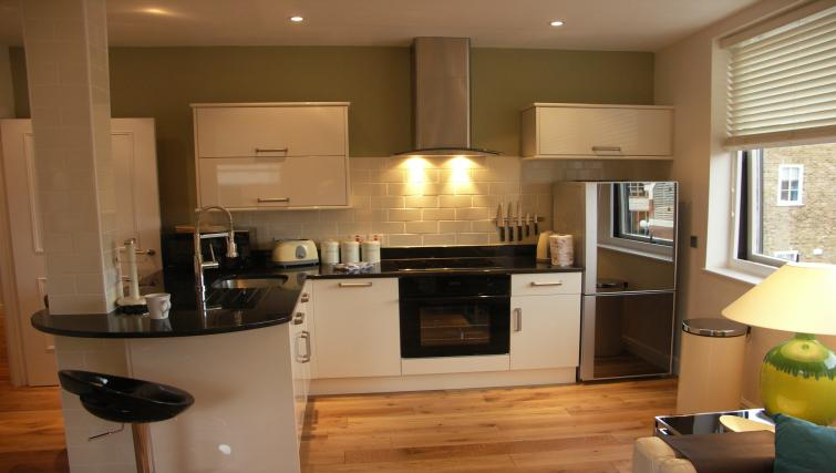Kitchen at The Courtyard Apartments - Citybase Apartments