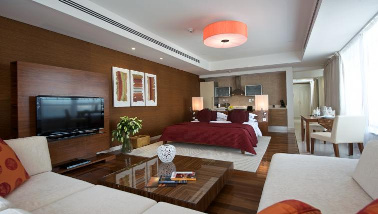 Studio at Fraser Suites Doha - Citybase Apartments