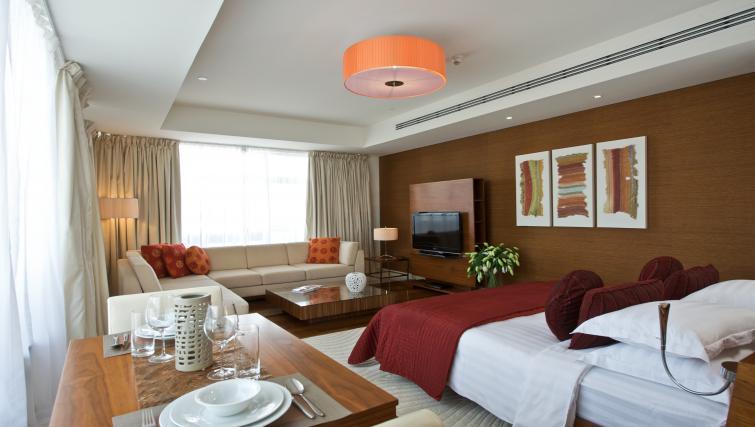 Studio premier at Fraser Suites Doha - Citybase Apartments
