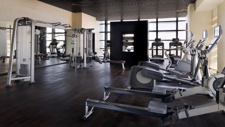 Gym at Southern Sun Abu Dhabi Apartments - Citybase Apartments