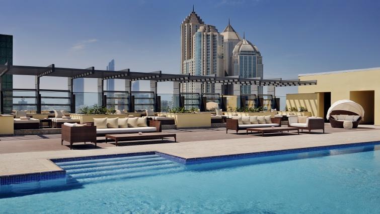 Pool at Southern Sun Abu Dhabi Apartments - Citybase Apartments