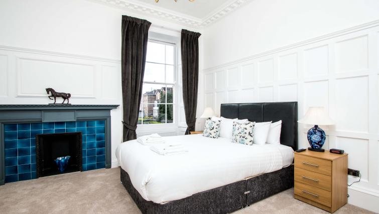 Bedroom at Beaufort House Apartments - Citybase Apartments