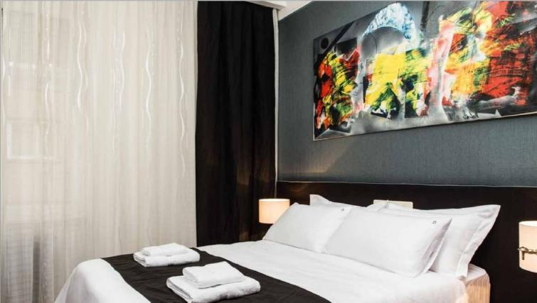 Bedroom at Villa Gemma Apartments - Citybase Apartments