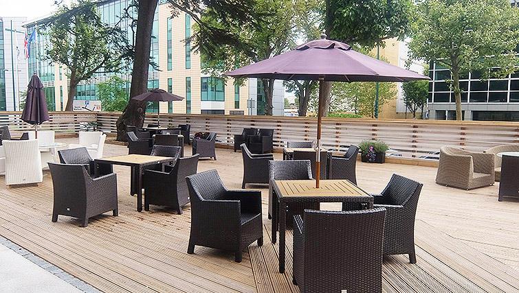 Terrace at Watford Junction Apartments - Citybase Apartments