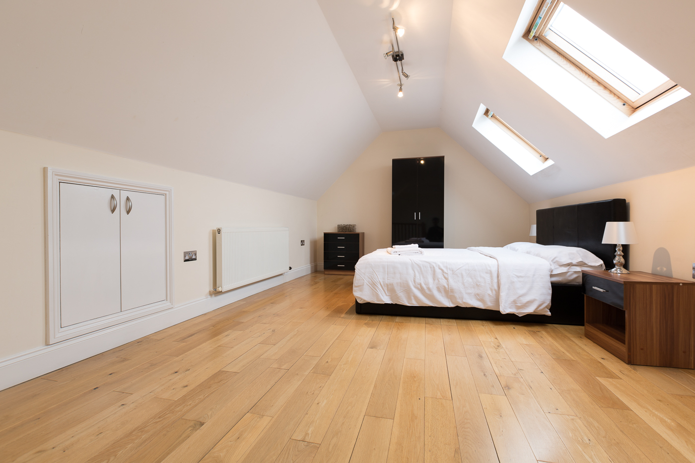 Bedroom 3 at Castle Mews Apartment, Centre, Bedford - Citybase Apartments