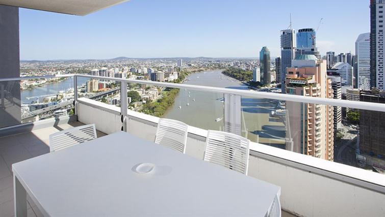 Balcony in 3 bed at Mantra on the Quay - Citybase Apartments