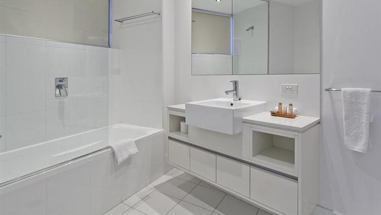 Bathroom at Mantra on the Quay - Citybase Apartments
