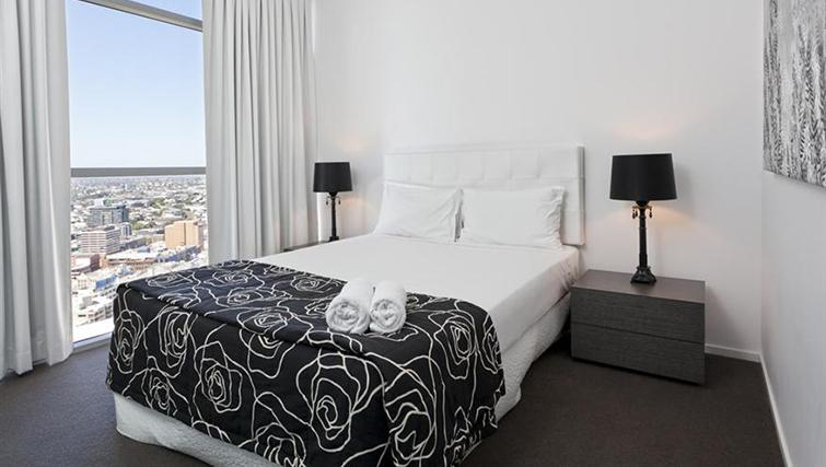 Bedroom in 3 bed at Mantra on the Quay - Citybase Apartments