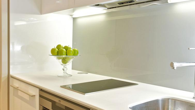 Kitchen at Fraser Residence City London - Citybase Apartments