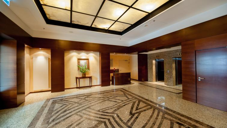 Lobby area at Atelier Residence - Citybase Apartments
