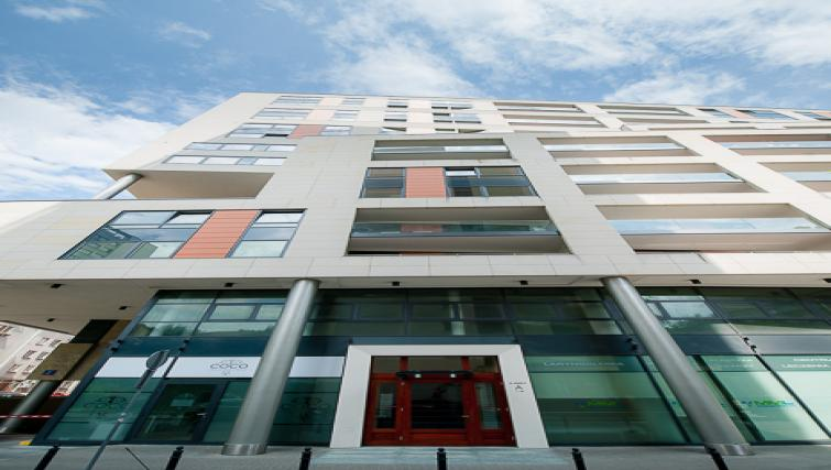 Exterior at Atelier Residence - Citybase Apartments