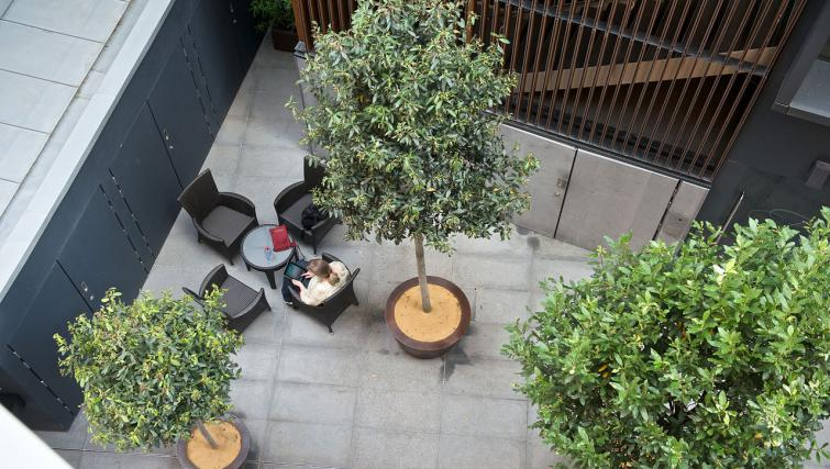 Communal area at Fraser Residence Bishopsgate - Citybase Apartments