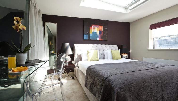 Studio at Fraser Residence Bishopsgate - Citybase Apartments