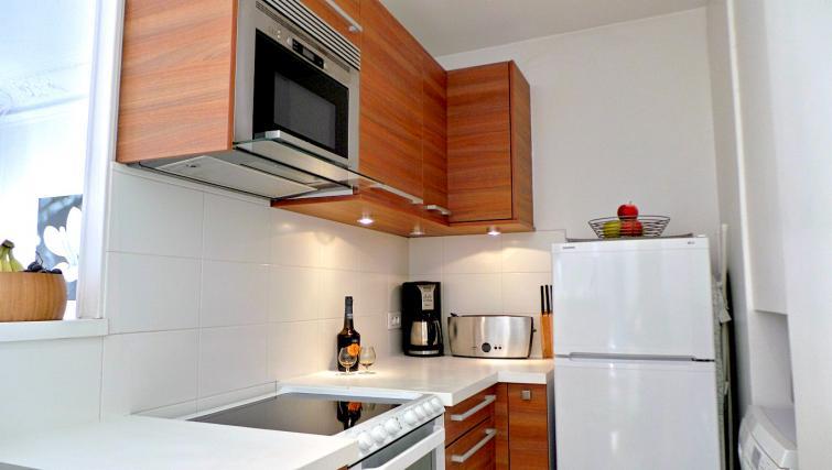 Kitchen at Apartments Du Marais - Citybase Apartments