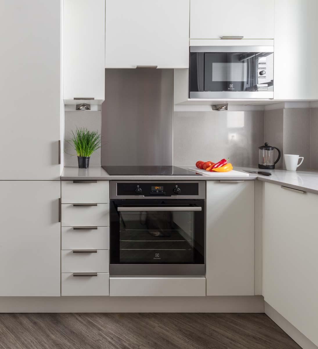 Oven at Saco Bath – St James's Parade - Citybase Apartments