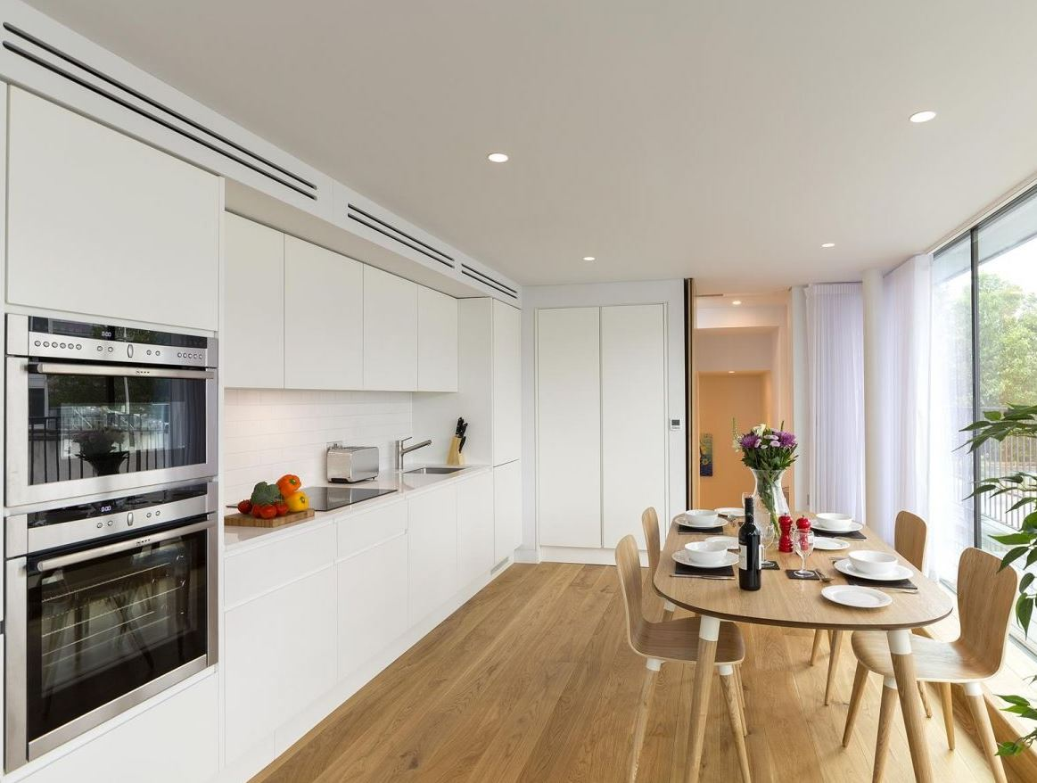 Dining area at Holborn by Q Apartments - Citybase Apartments