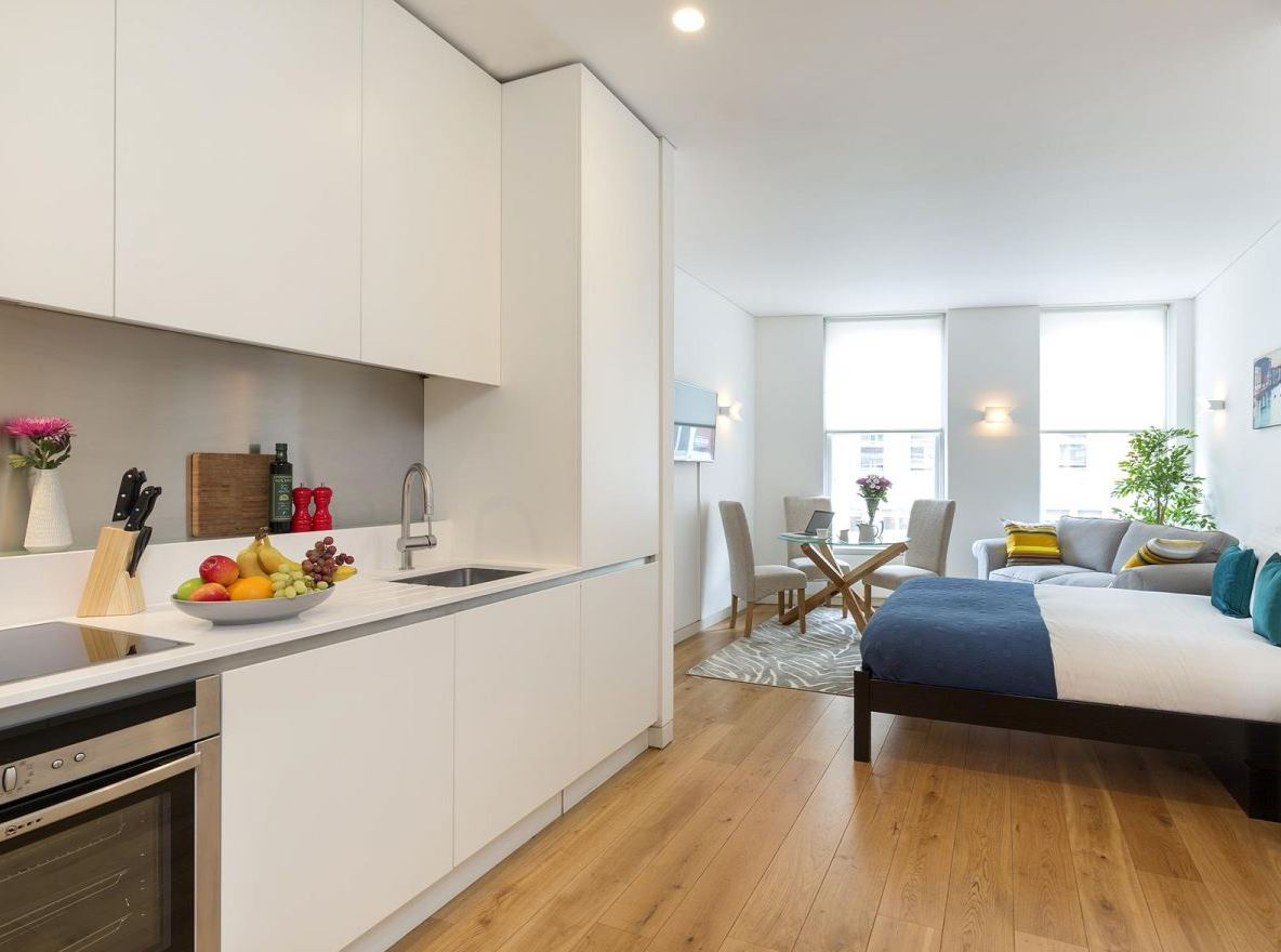 Studio at Holborn by Q Apartments - Citybase Apartments