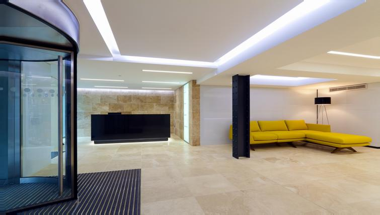 Entrance at Fetter Lane by Q Apartments - Citybase Apartments