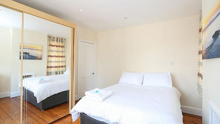 Bedroom at Coundon House - Citybase Apartments