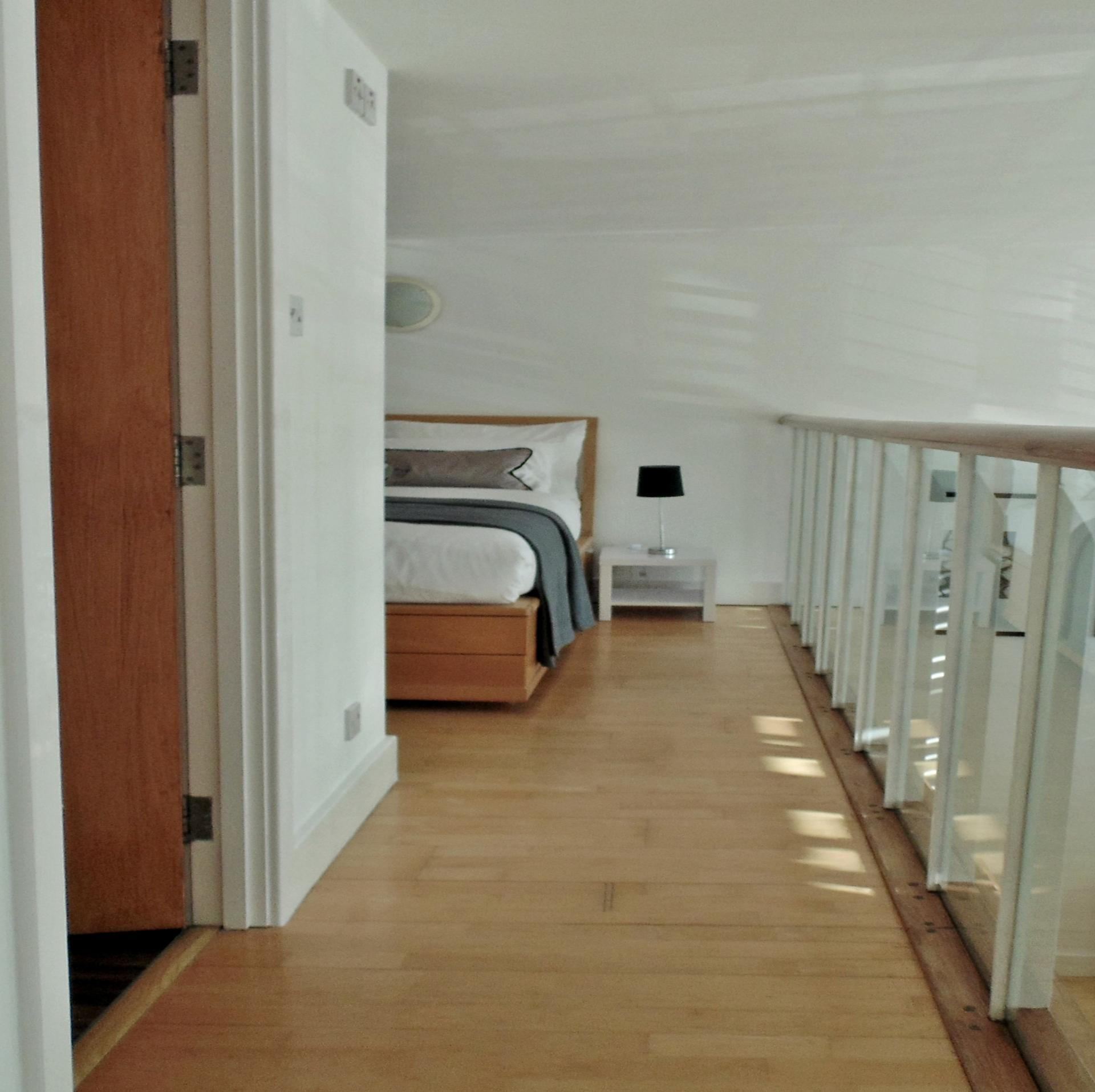 Bed at Still Life King's Cross Deluxe, Kings Cross St Pancras, London - Citybase Apartments