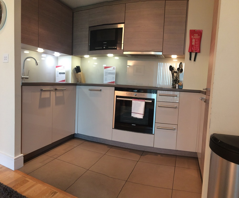 Kitchen facilities at Still Life Vauxhall - Citybase Apartments