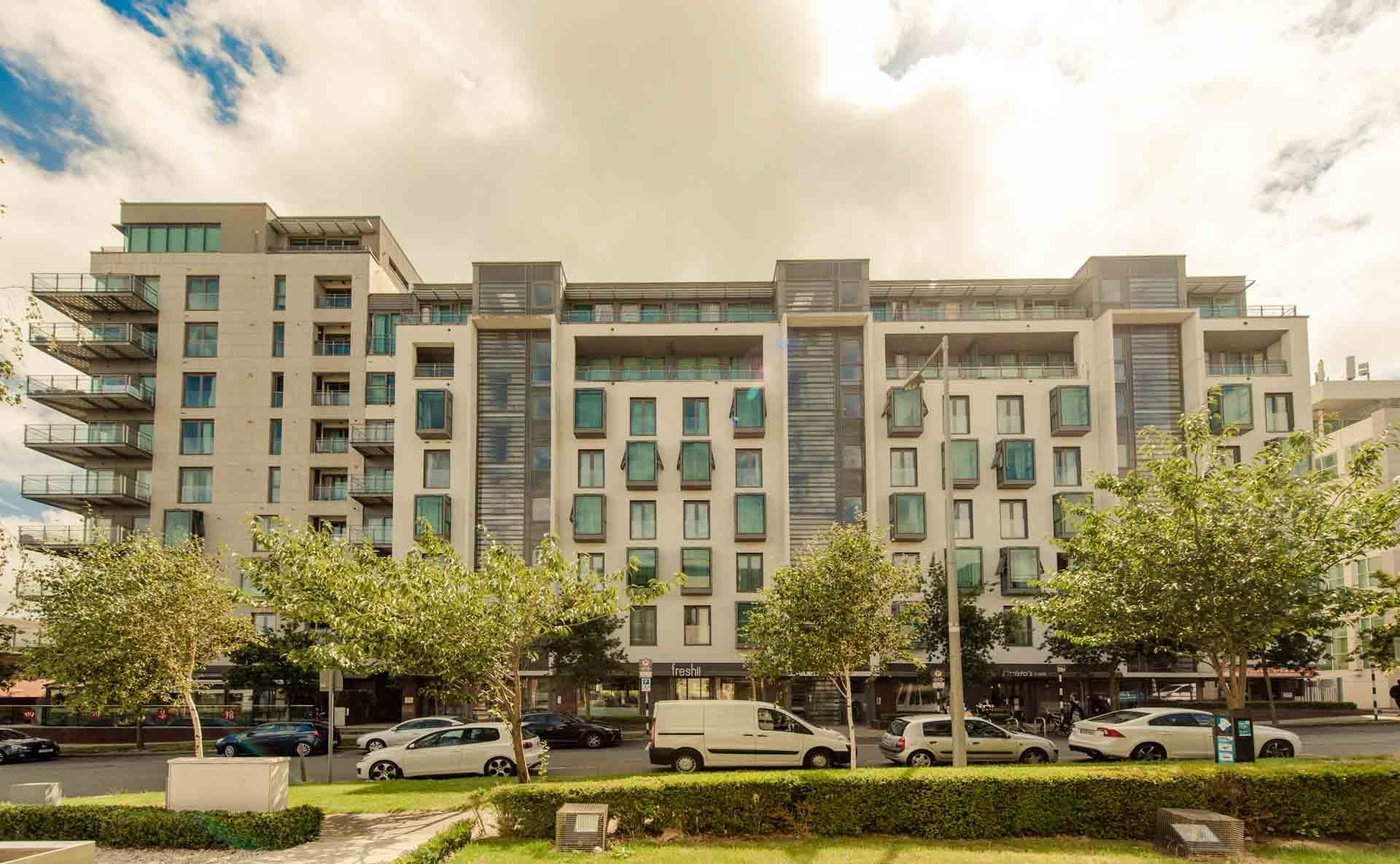 Exterior at Premier Suites Dublin Sandyford, Sandyford, Dublin - Citybase Apartments