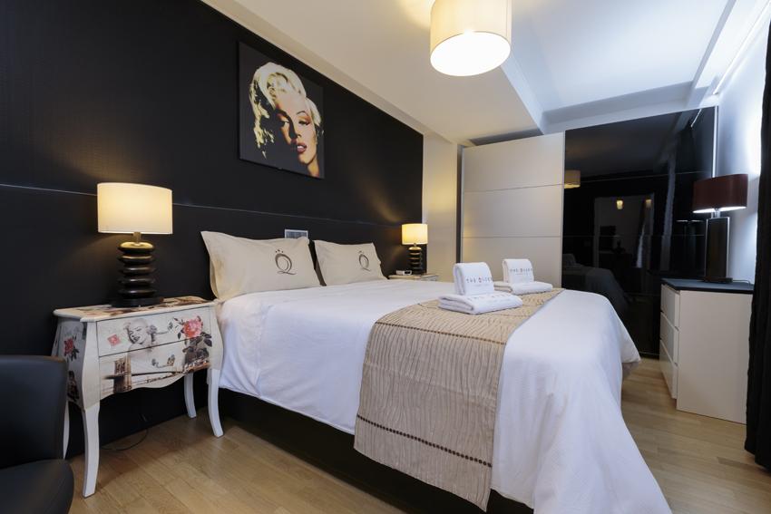 Bedroom at Villa Marilyn Apartments - Citybase Apartments