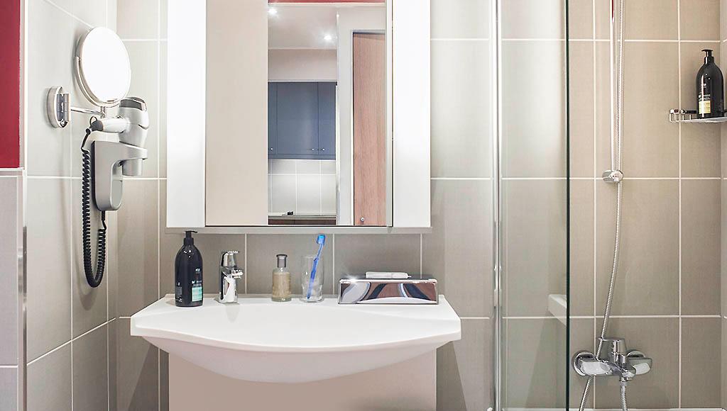 Bathroom at Adagio Birmingham City Centre - Citybase Apartments