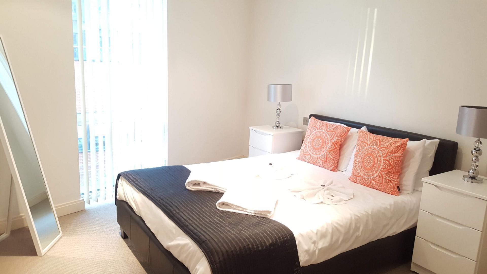 TV at Still Life Barbican - Citybase Apartments