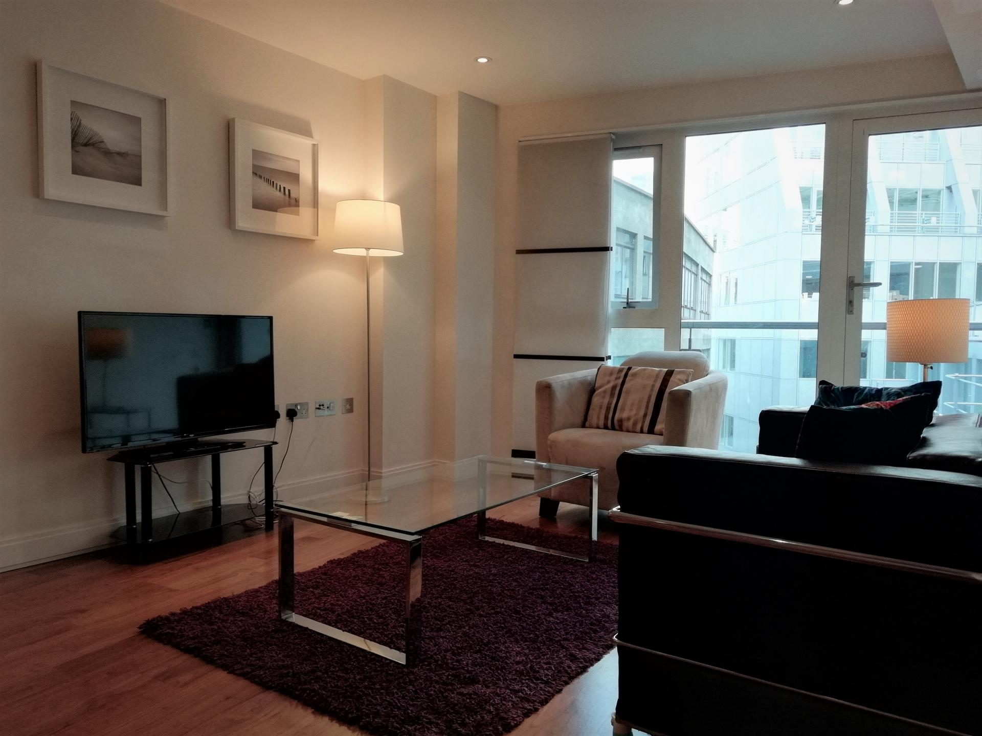 TV at Still Life Barbican, Barbican, London - Citybase Apartments