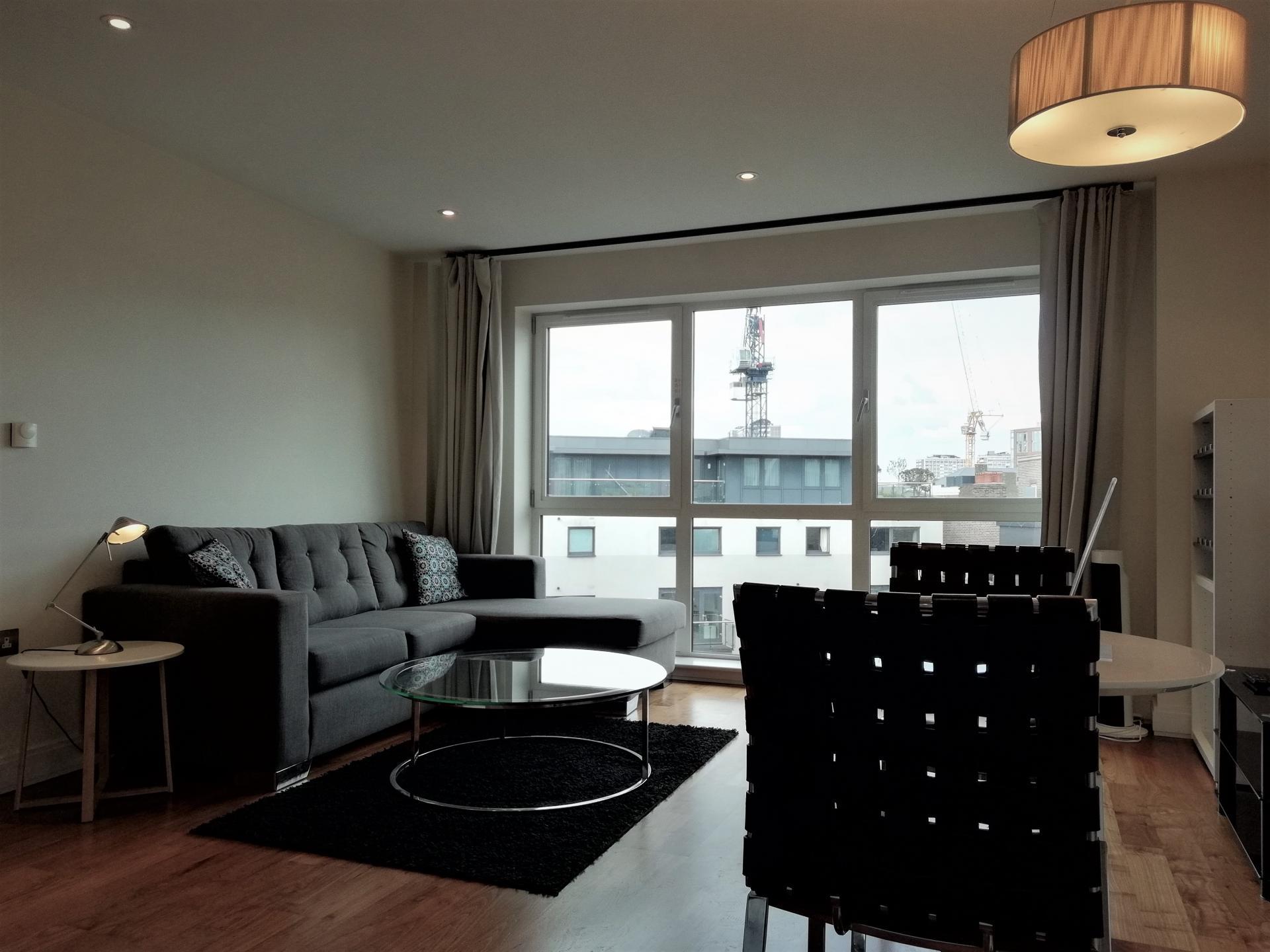 Sofa at Still Life Barbican, Barbican, London - Citybase Apartments