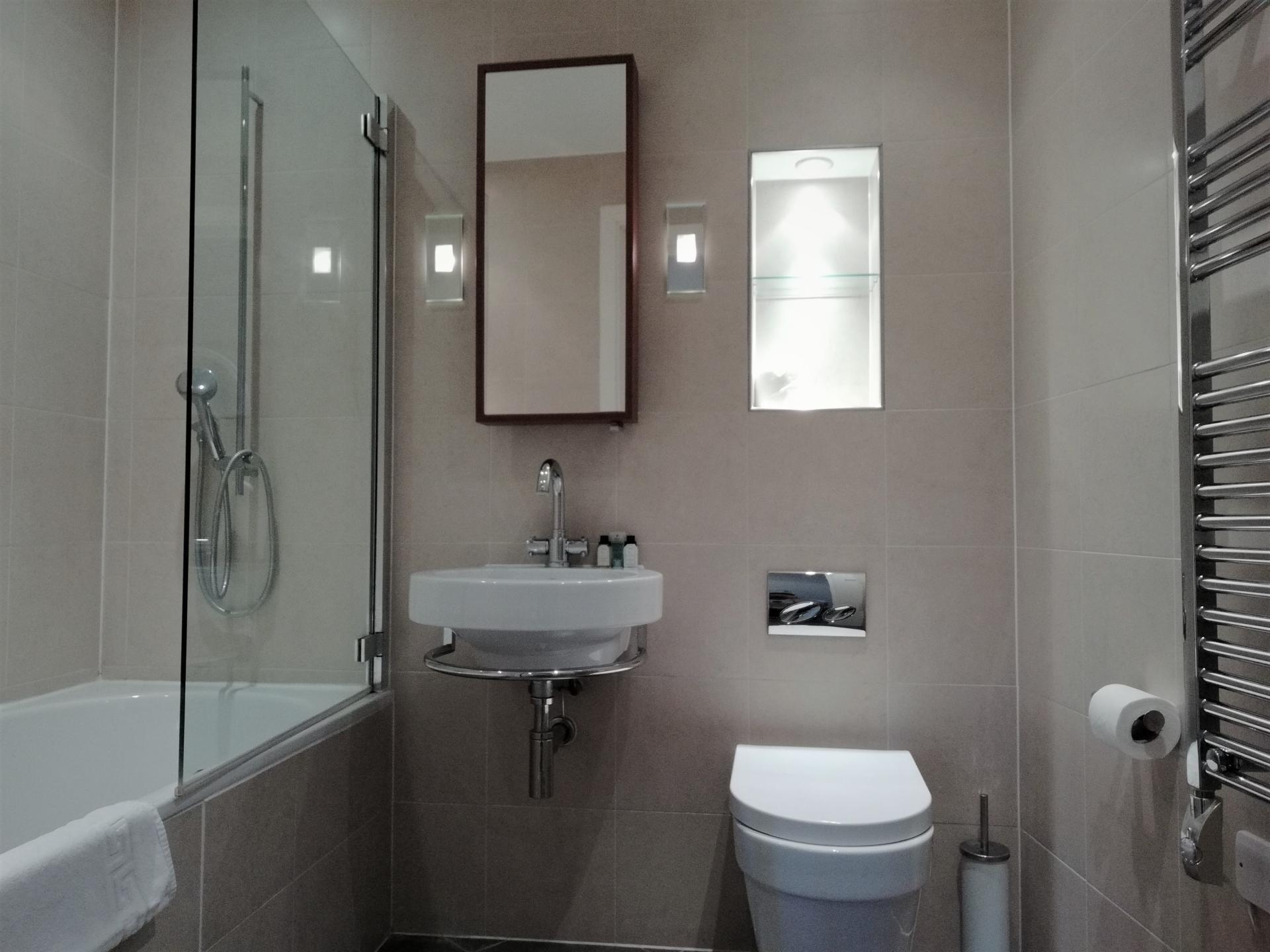 Toilet at Still Life Barbican, Barbican, London - Citybase Apartments