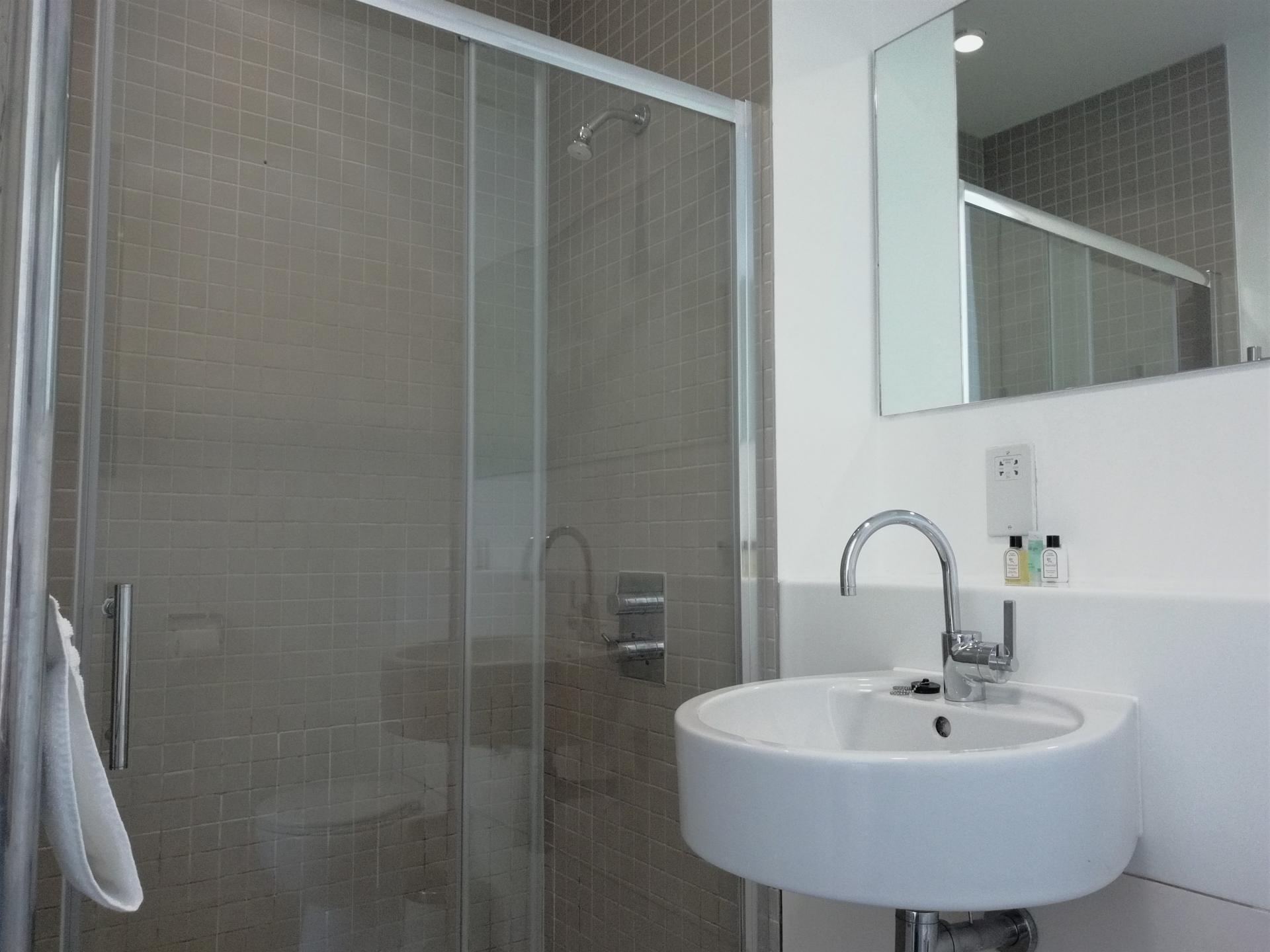 Bathroom at Still Life Chancery Lane Deluxe - Citybase Apartments