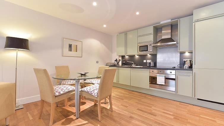 Kitchen at Still Life Tower Hill Executive - Citybase Apartments