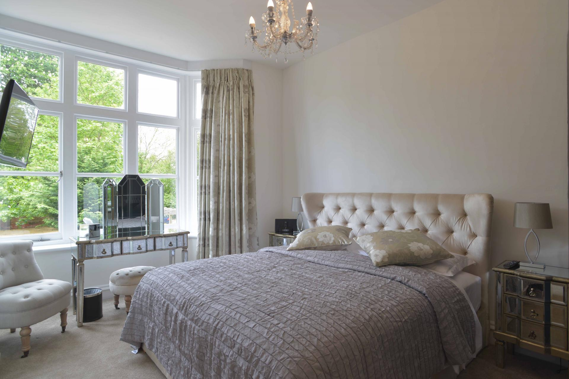 Bedroom at Hawk House, Centre, St Albans - Citybase Apartments