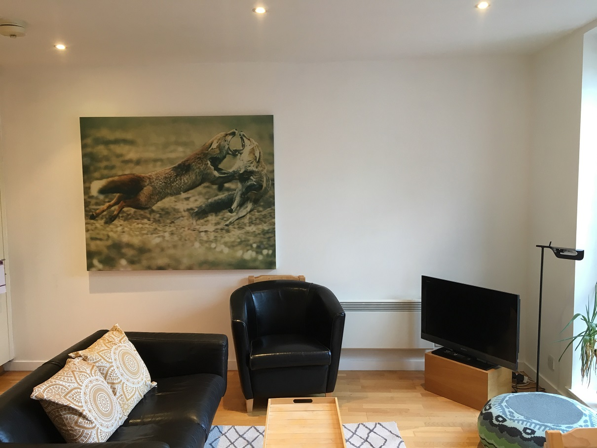 TV at Still Life St Paul's Executive - Citybase Apartments