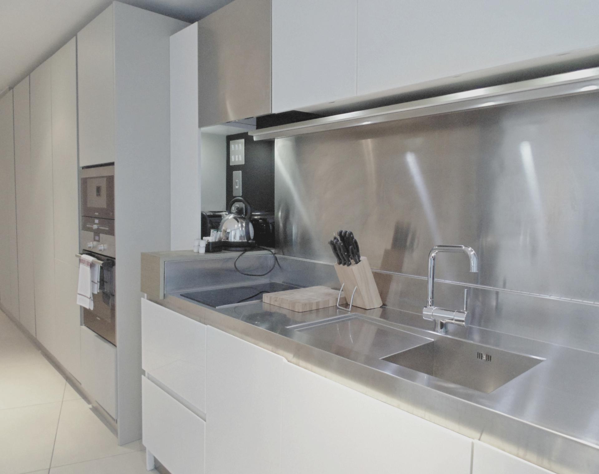 Sink at Still Life Old Street Executive - Citybase Apartments