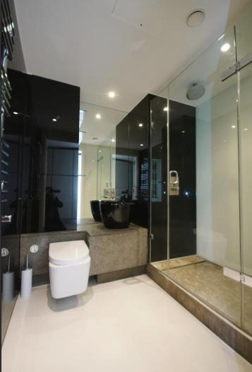 Modern bathroom at Still Life Old Street Executive - Citybase Apartments