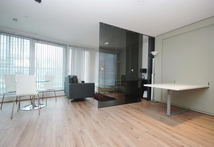 Spacious studio at Still Life Old Street Executive - Citybase Apartments