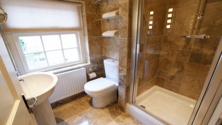 Bathroom at Moatside Gate Apartment - Citybase Apartments