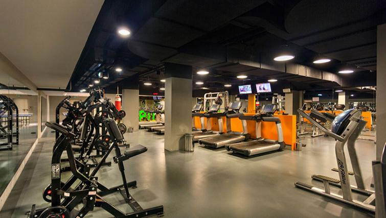 Gym at Fraser Place Anthill Istanbul - Citybase Apartments